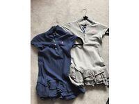 2 x Ralph Lauren dress