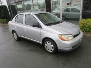 2001 Toyota Echo AUTO SEDAN WITH AC