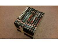 DVD bundle (Action thrillers)