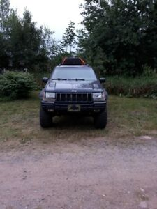 1998 Jeep Grand Cherokee Limited 5.9L SUV, Crossover