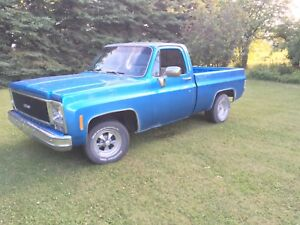 79 Gmc short box
