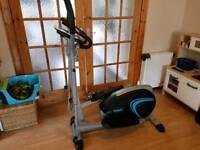 York X201 elliptical trainer