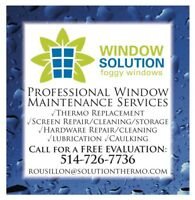 Foggy Windows? The Right Solution!