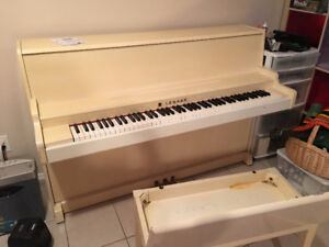 Upright Lesage Piano