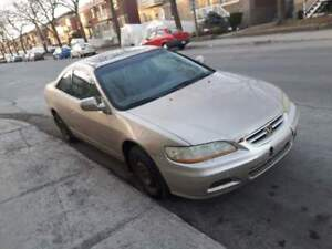 2002 Honda Accord Coupé (2 portes).. 1200$