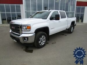 2016 GMC Sierra 2500HD SLE Crew Cab 4X4 Short Box, 17,747 KMs