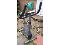 DYNAMIX EXERCISE BIKE ~ only lightly used ~ in good working order