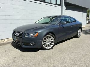 2010 Audi A5 2.0T Premium! Only 24000kms!! Navigation!!