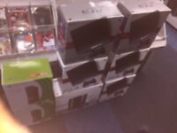 Selling Playstation 3 PS3 Consoles w/cables, 3 Games and controller