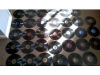 Job lot of various 50/ 60s Vinyl Records
