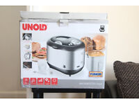 Unold Backmeister Bread Maker Onyx 8695 - Brand New