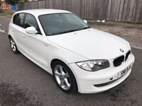 2011 BMW 1 Series Hatchback 2.0 116d Sport 5dr With full dealer history In Immaculate condition