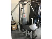 Upper Body gym equipment