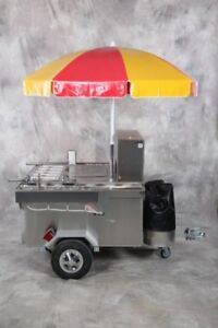 Hotdog Cart Business - great income potential!