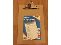 Brand-new clipboard (under blister)