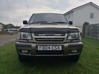 Isuzu Trooper Citation 3.0 D DOHC TURBO