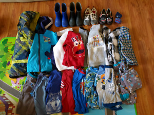 FREE Boys clothes 18-24 months and up