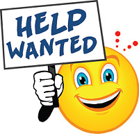 Help wanted P/T