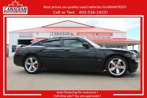 2006 Dodge Charger SRT8 LOW KMS! $254/SEMI-MONTHLY OAC