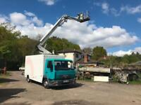2001 MAN L 8-160 Access cherry picker