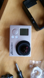 Gopro Hero 3+ black edition with accessories