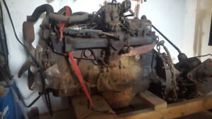 AMC 258 4.2L motor from CJ-7