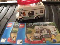Lego City 60057 - Camper Van - £10