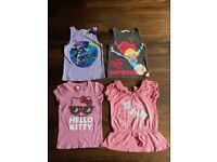 Girls tops 4-5 years, GAP, Zara, H&M