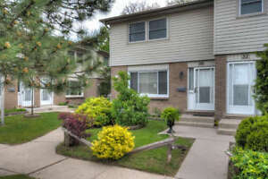 Immaculate 2 Storey Townhouse, Available September 1st