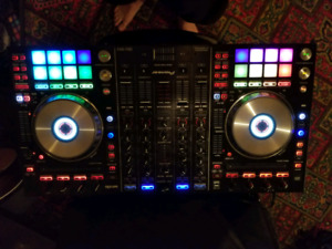 Pioneer DDJ-SX2 turntables for sale.