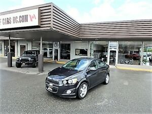 2015 Chevrolet Sonic LT 1.4L Turbo