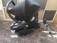 Maxi cosi car seat and easy base - sold pending collection