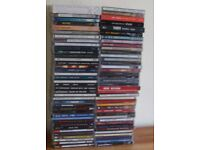 Job lot of 77 great original rock cds some doubles all good titles look