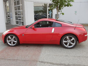 2006 Nissan 350Z Touring Edition Coupe (2 door)