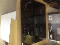 Zanussi - ZEV6240FBA -Graded - 59cm - Touch Control - Four Zone Ceramic Hob - Black