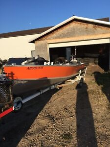 16ft Naden Fishing Boat CUSTOM
