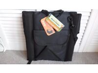 Fold up picnic chair / camping chair brand new with labels
