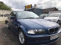 All major credit debit cards accepted AUTOMATIC BMW 3 Series 1.9 318i MOT05/07/2018 SERVICE HISTORY