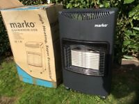 Marco Gas Room Heater.Perfect working order and condition.