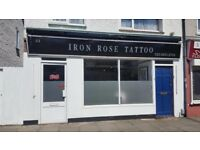 Tattooist and Piercer wanted