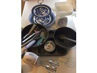 Cake making tools - £25