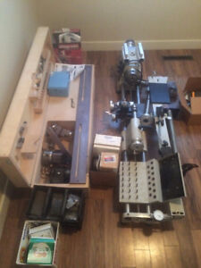 2 Pool Cue Lathes For Sale