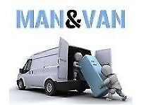 Man and Van London, removals and delivery service