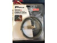 BRAND NEW Targus Notebook Cable Lock