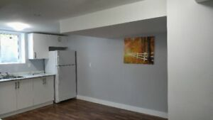 Newly Reno'd 1-bed legal basement detached house Whitby downtown