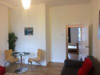 Immaculate 1 bedroom ground floor flat with private patio area. 5 minutes walk from the City Centre