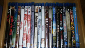 Assorted Blu-Rays - $5 Each