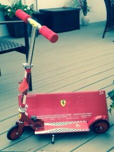 FERRARI Scooter  *Brand New* REDUCED *