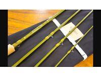14ft #9 hardy marksman t series salmon fly rod
