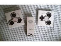 2 x Fidget Spinners + 1 Fidget Roller.
